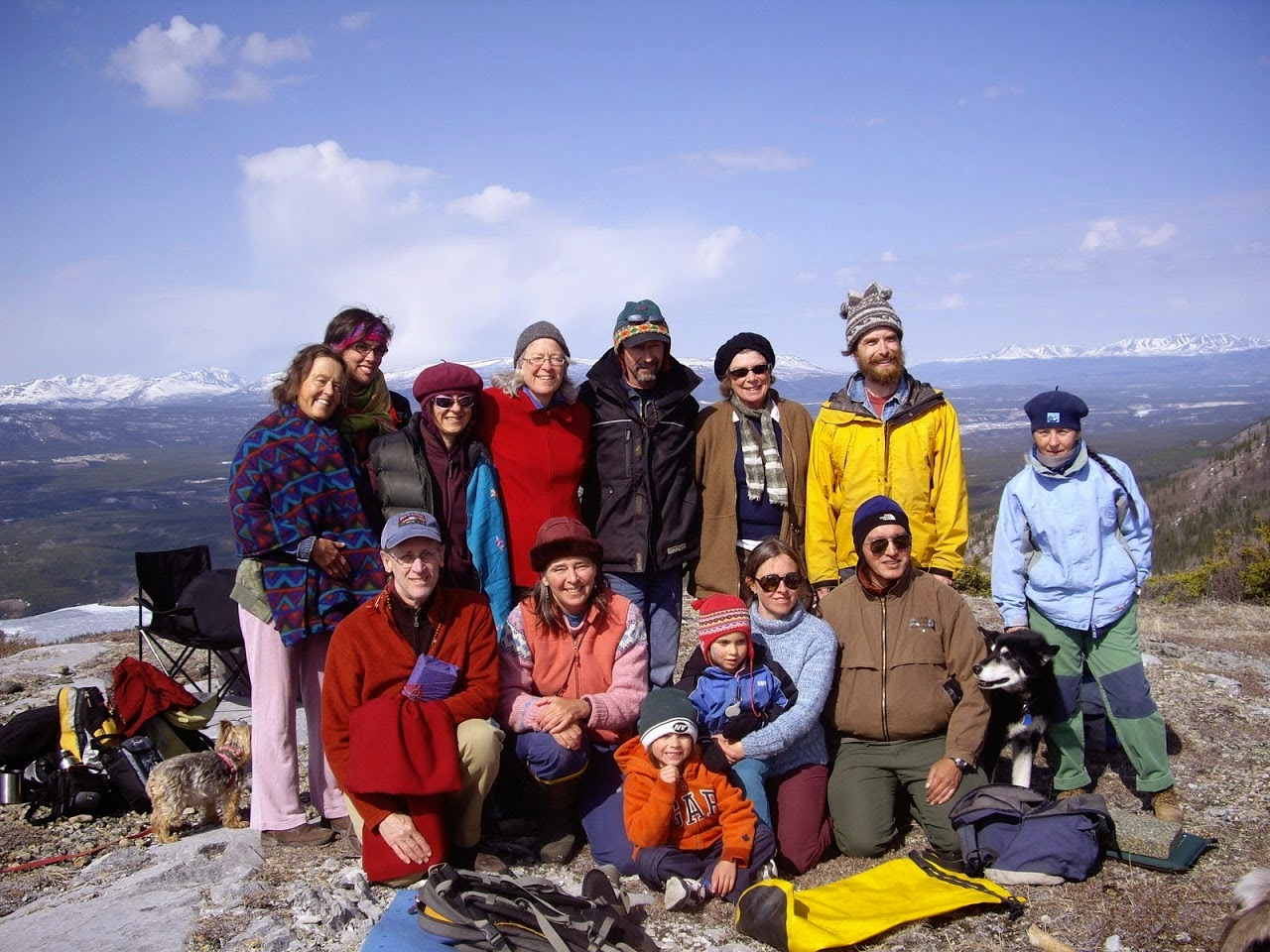 Grey Mountain group